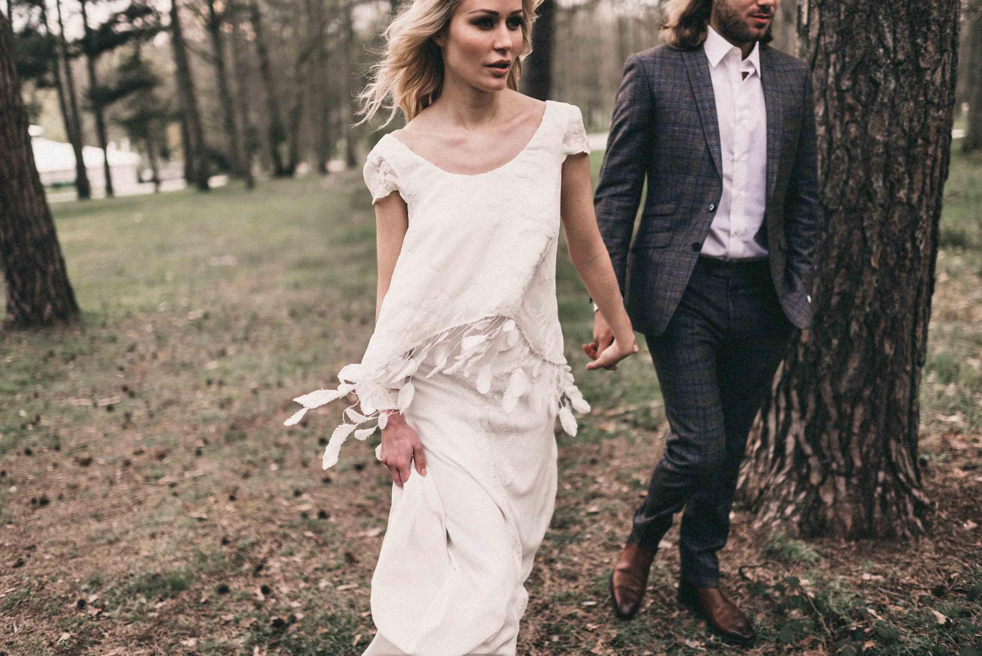 mariage boho style
