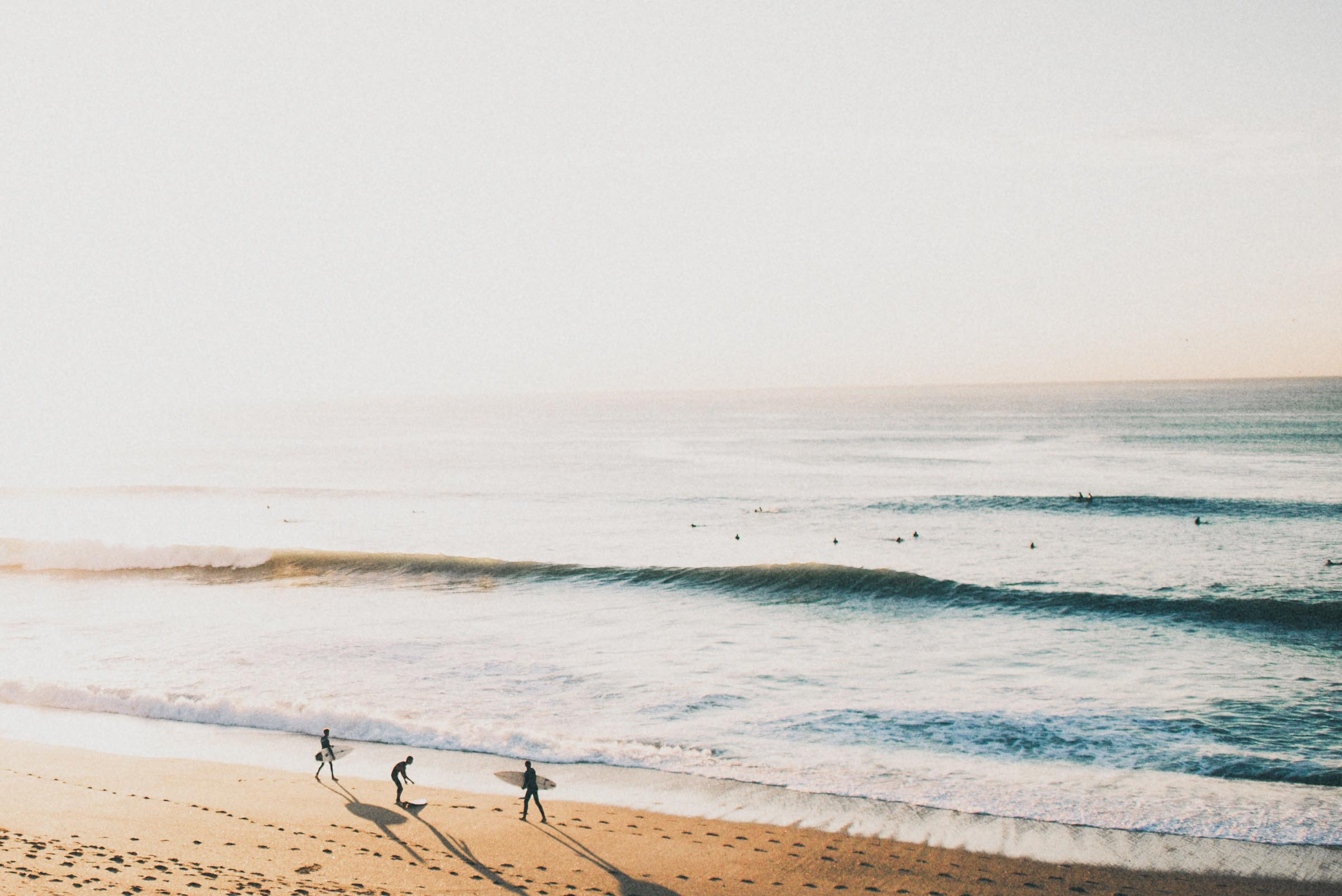 a wedding with surfers