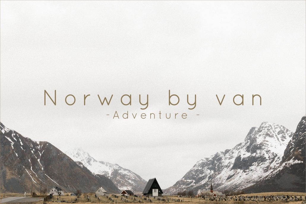 Norway by van travel