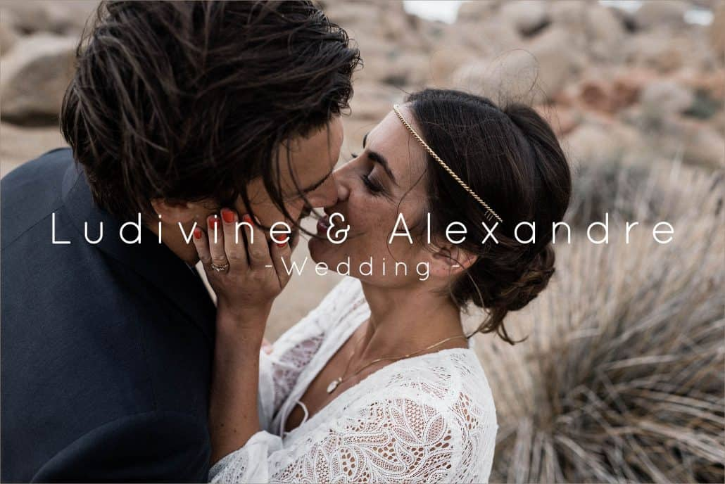 Wedding photographer in Corsica